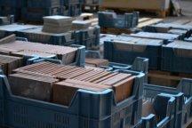 Réutilisation de matériaux existants : dalles